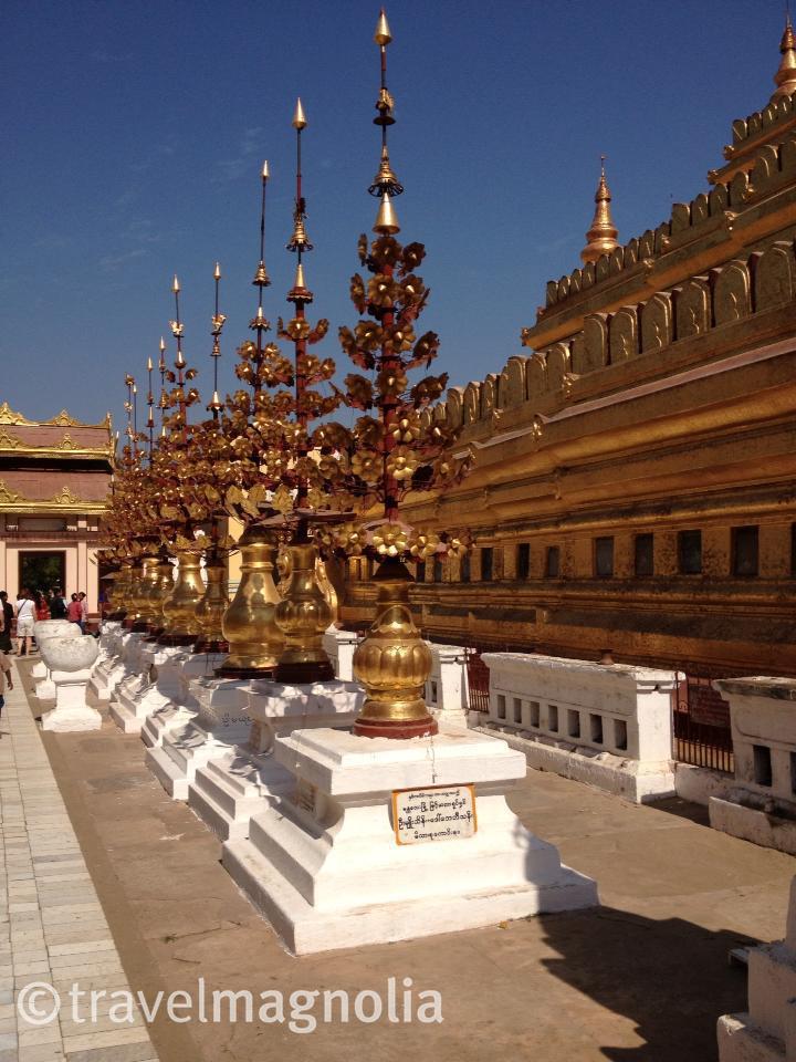 Shwezigon Pagoda, Buddism, Myanmar
