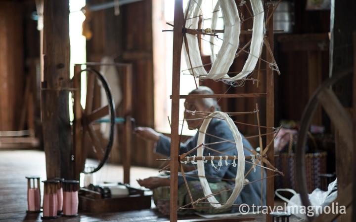 WeavingWoman