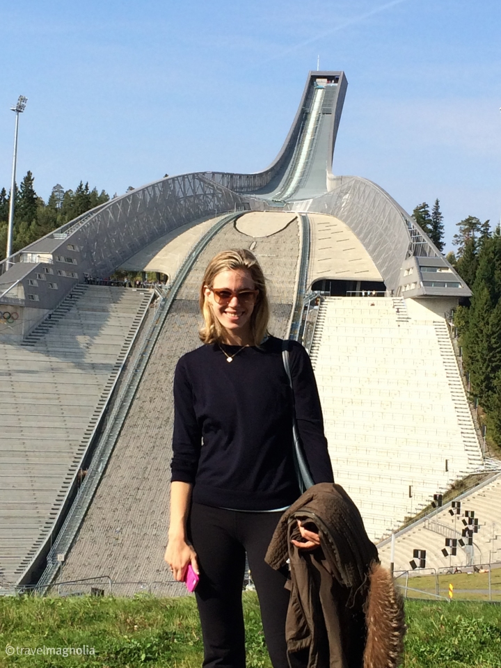 Holmenkollen Olympic Ski Jump