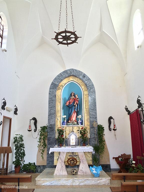 Otranto, Church of the Madonna del Altomare