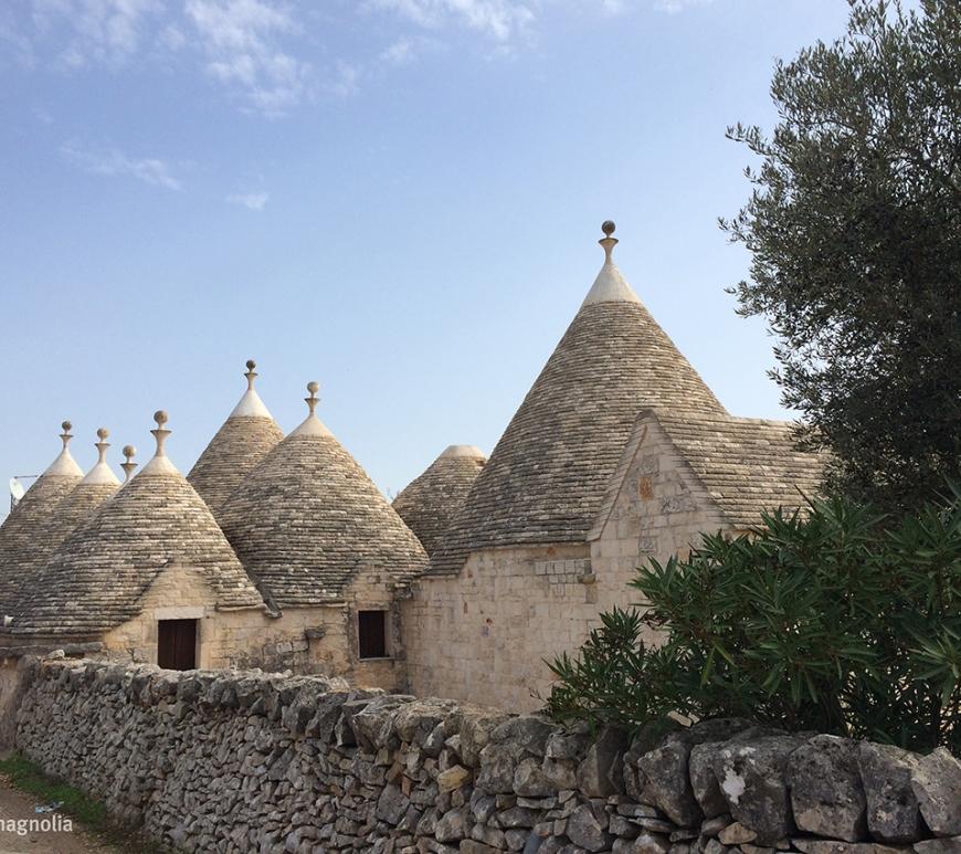 Trulli, Puglia, Italy