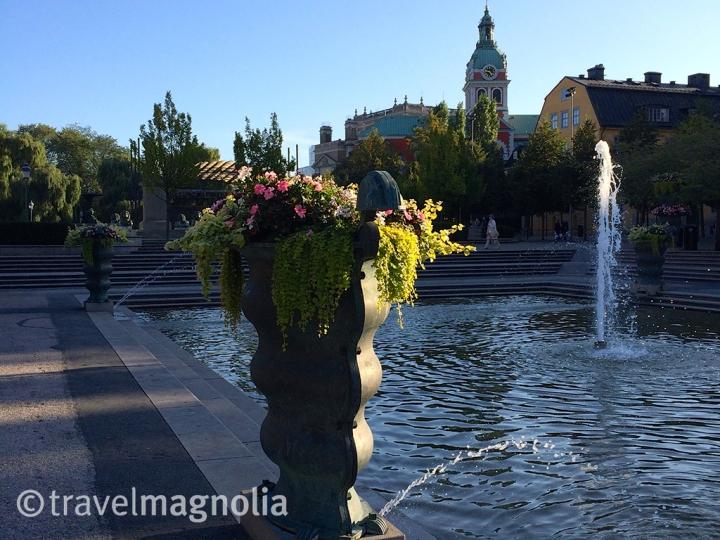 Kungstradgärden, Stockholm, Sweden