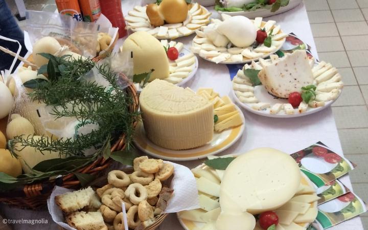 Caseificio Salatino, Puglia, Cheese