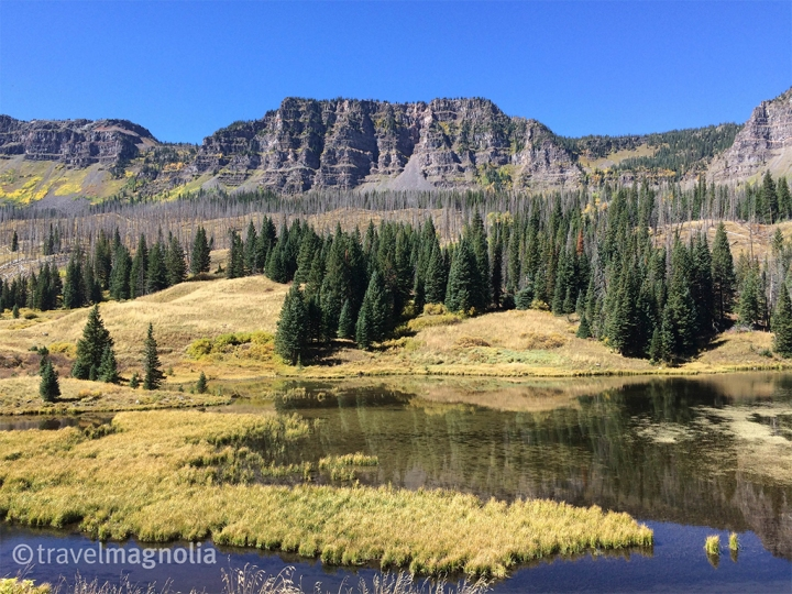 Trappers Lake, Flat Tops Wilderness Area, Meeker, Colorado