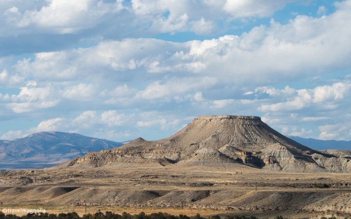 Crowheart Butte, Wyoming, Western United States