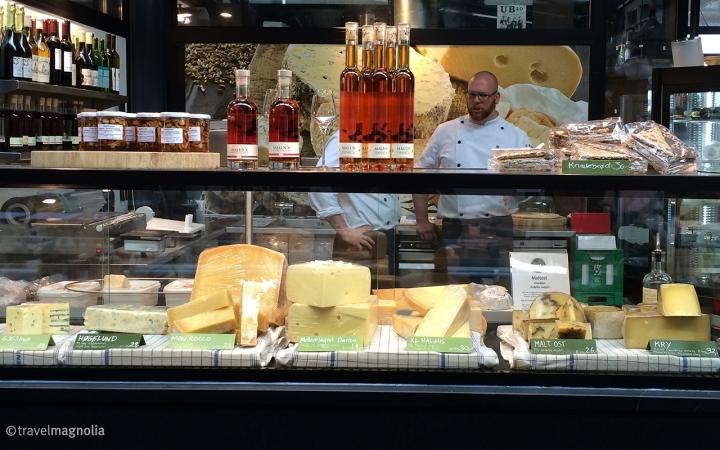 Arla Unika, Torvehallerne, Danish Cheese