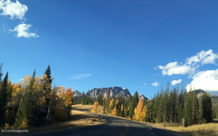 Pinnacle Buttes, Absaroka Range, Wyoming