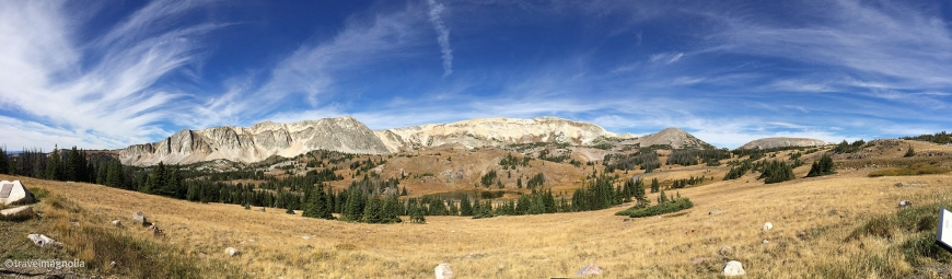 Snowy Range Medicine Bow Mountains