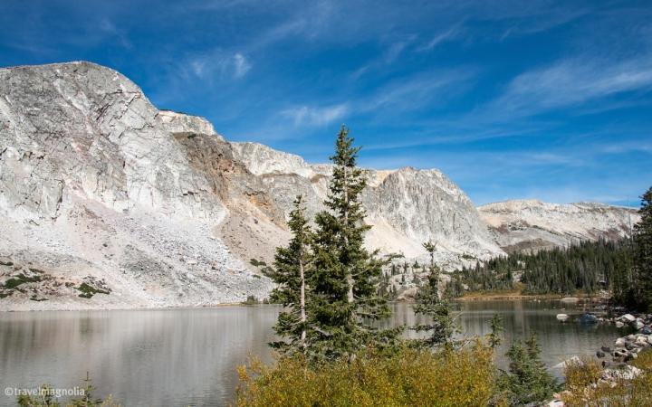 Mirror Lake, Snowy Range, Medicine Bow National Forest