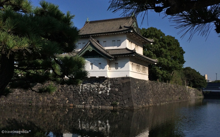 Imperial Palace Guardhouse, Tokyo, Japan