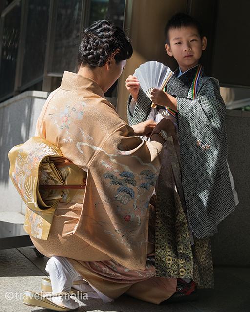 Shichi-Go-San, 7-5-3, Meiji Shrine, Tokyo