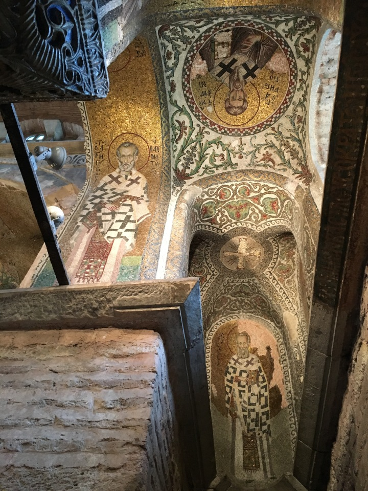 Pammakaristos Church, Fethiye Mosque, Istanbul