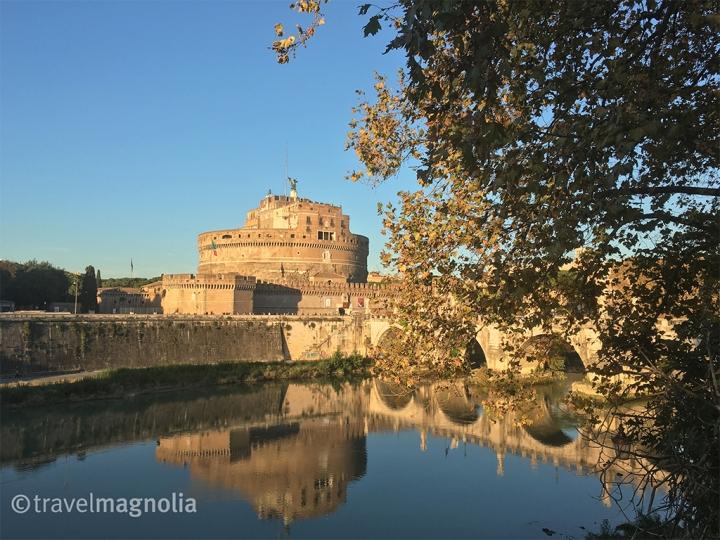 Castel Sant'Angelo, Hadrian's Tomb, Rome
