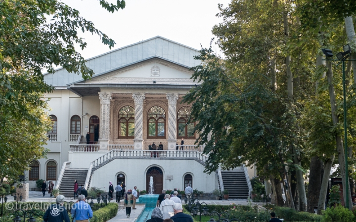 Museum of Cinema Tehran new