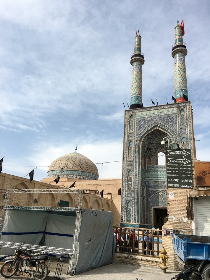 FridayMosque_Masjid-e-Jāmeh_Yazd