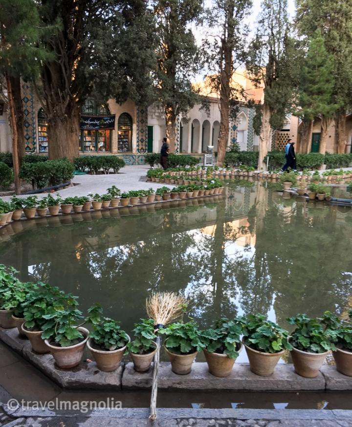 Shah Nematollah Vali Garden