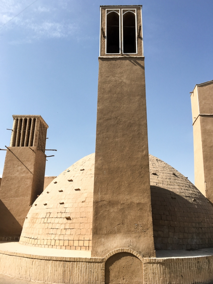 WaterTower_Yazd