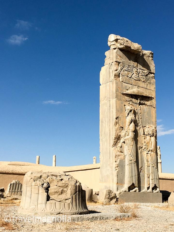 Xerxes, Palace of Xerxes, Persepolis