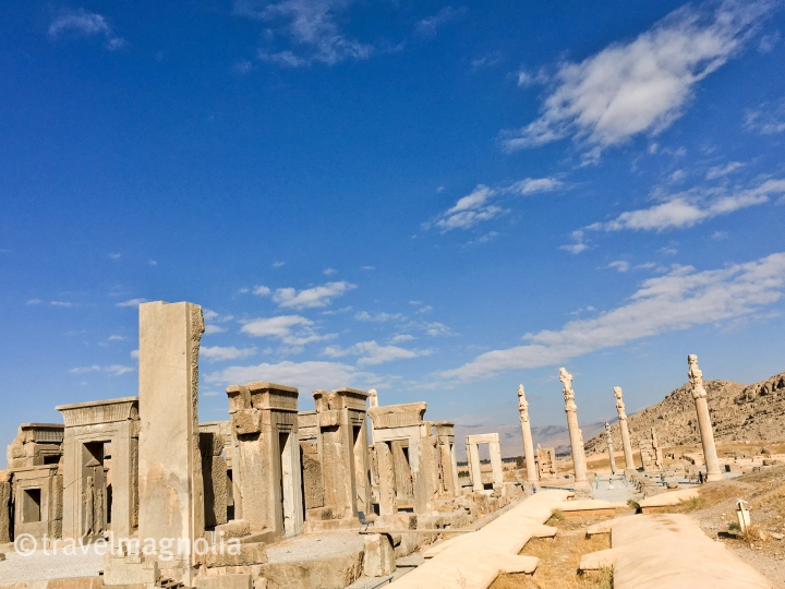 Darius the Great, Palace of Darius, Apadana, Persepolis, travelmagnolia.me