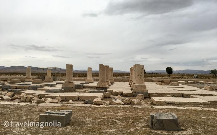 Pasargad Palace