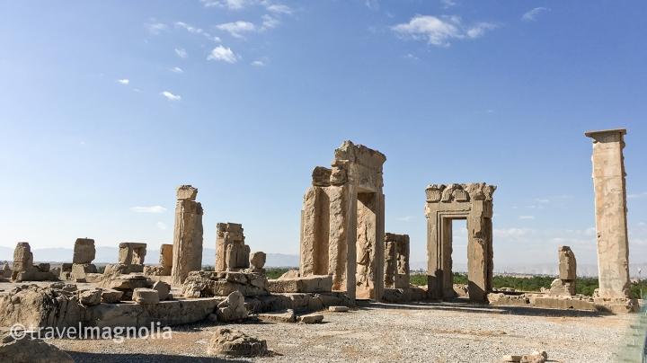 Xerxes, Xerxes Palace, Persepolis, Iran
