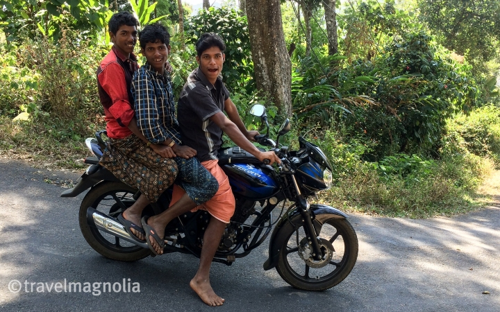 Boys on a Bike_Munnar