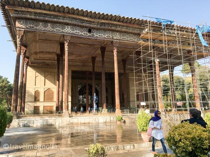 Chehel Sotoun Palace_