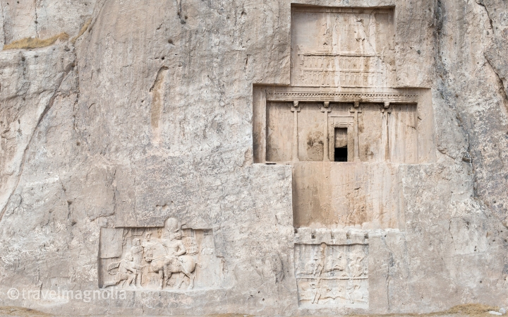 Darius the Great, Naqsh-e Rustam, travelmagnolia.me