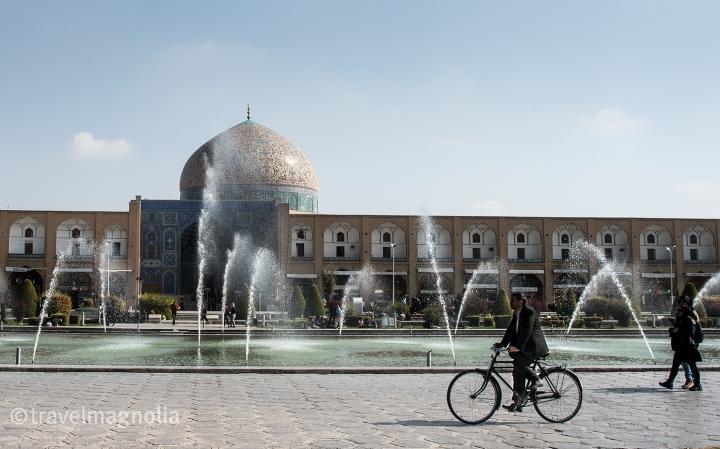 Isfahan, Esfahan, Royal Square