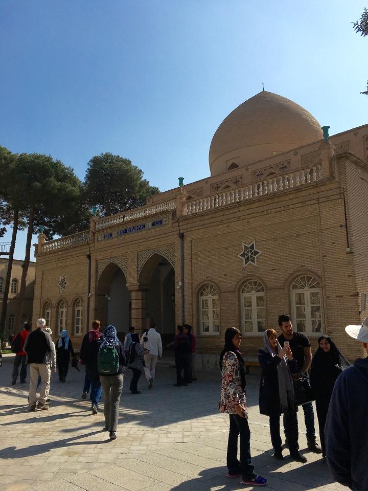 Vank Cathedral, Isfahan, Iran, New Jolfa