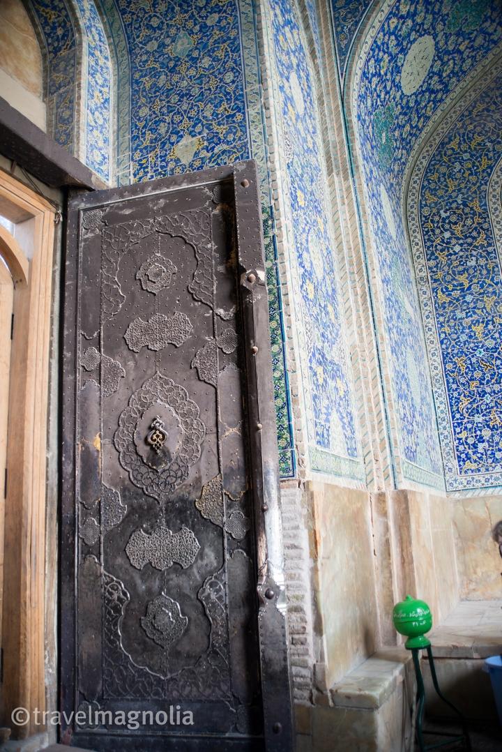 Shah Mosque Interior, Shah Mosque, Isfahan