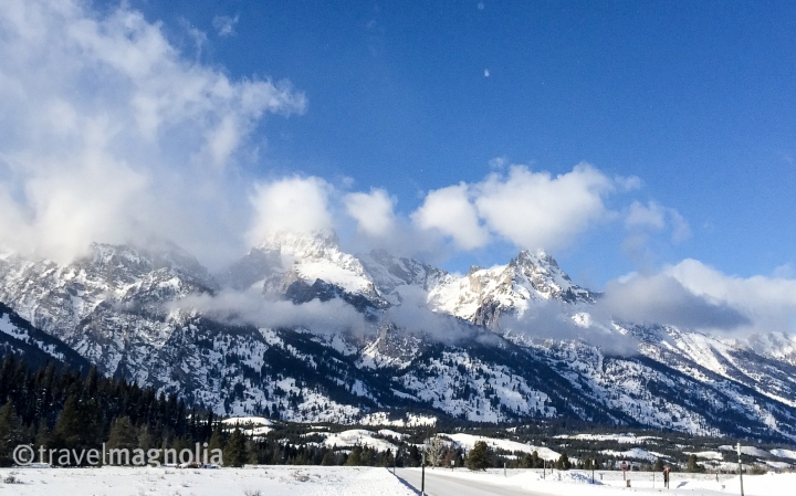 Tetons, Grand Teton National Park, Winter, travelmagnolia.me