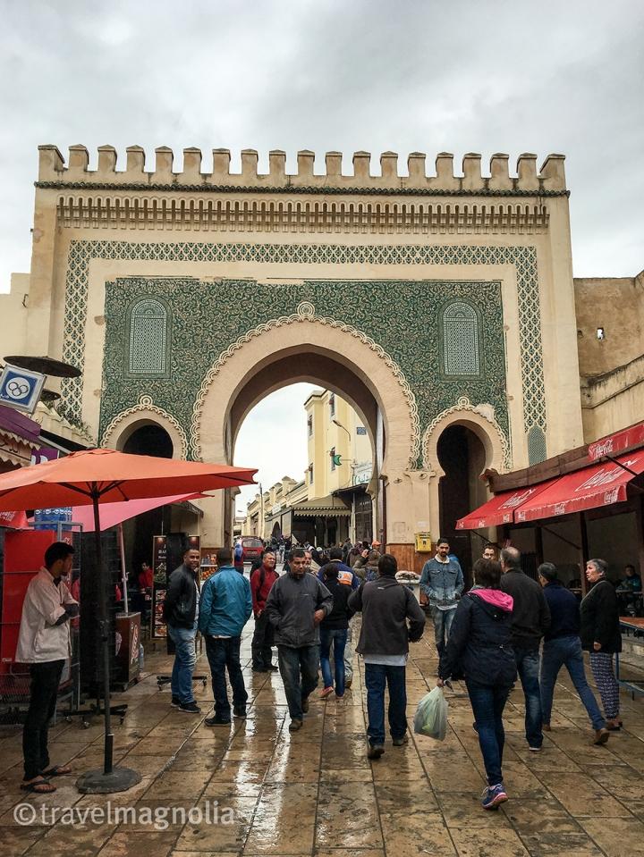 Bab Boujlud_Fez_Morocco