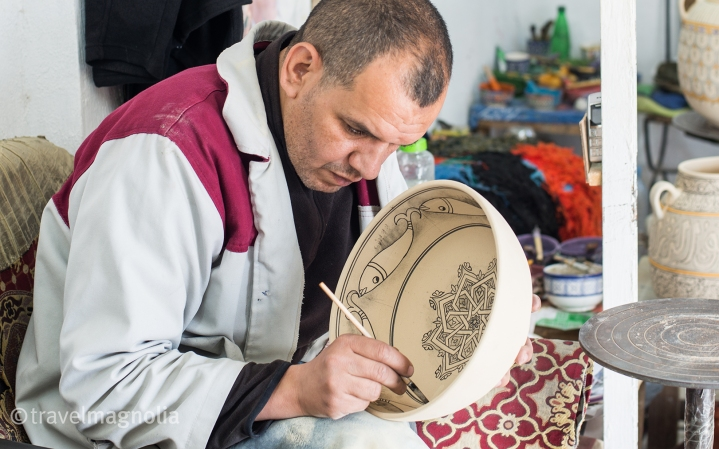 maâlem, art naji, fez, morocco, ©travelmagnolia2016