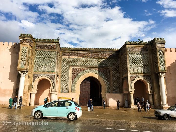 Bab Mansour Meknès