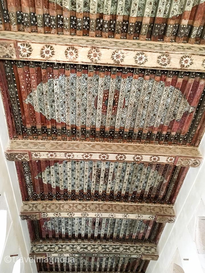 jabreen-castle-ceiling
