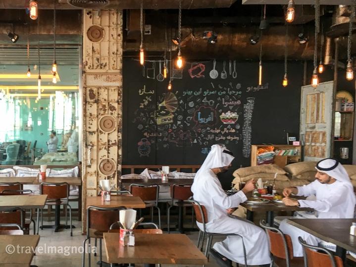 Restaurant in AbuDhabi
