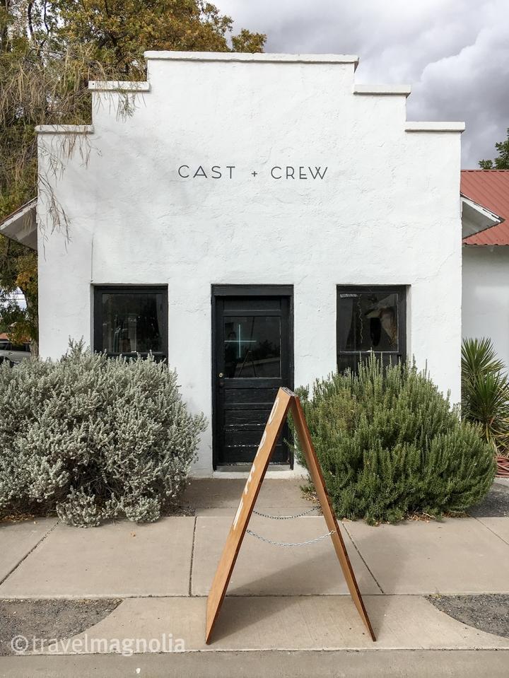 Cast + Crew