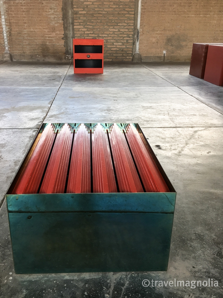 Donald Judd The Block
