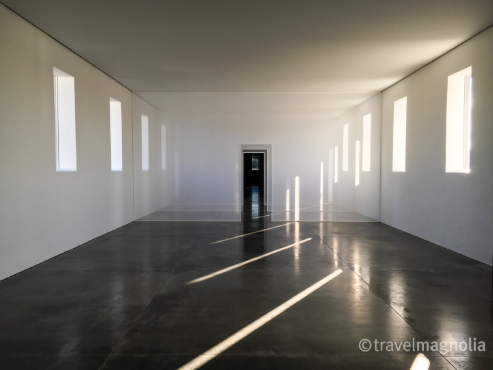 Robert Irwin Dawn to Dusk Interior