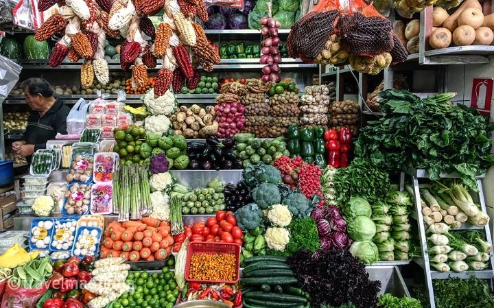 Mercado Surquillo No. 1 Lima