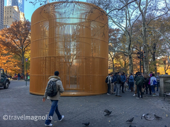 Ai WeiWei Gilded Cage_