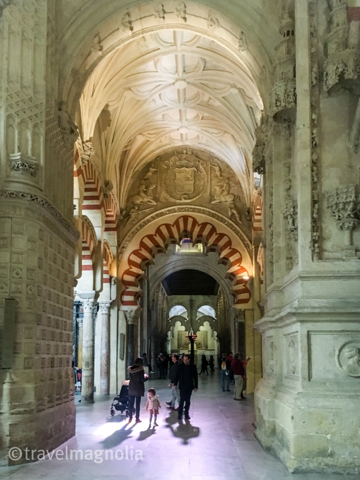 Córdoba Mosque with Natural Light