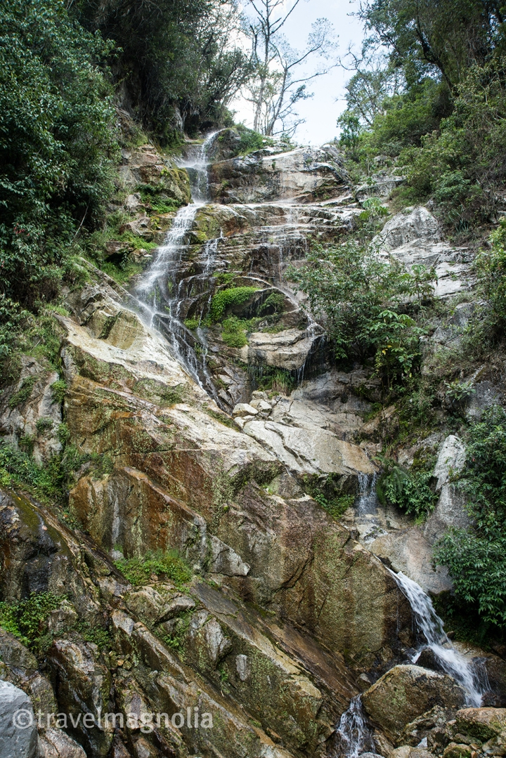 Machu Pichu Waterfall