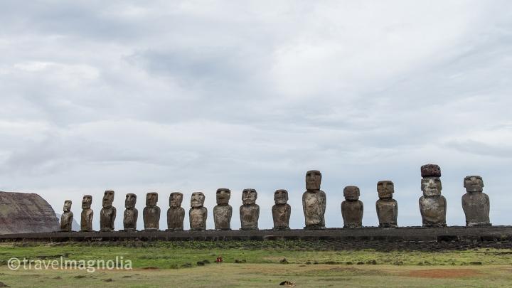 Ahu Tongariki_15 Moai