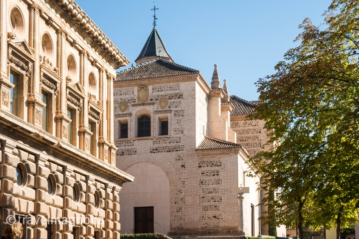 Santa Maria Alhambra Granada