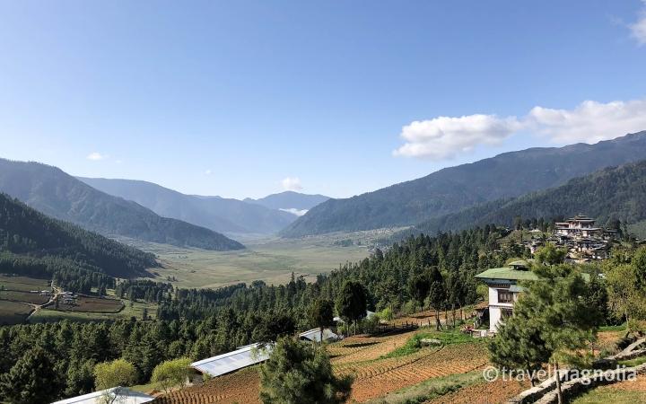 Gangtey_Phobjika Valley Overview