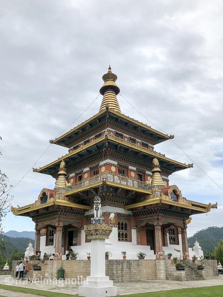 Khamsum Yuelay Namgyal Stupa_