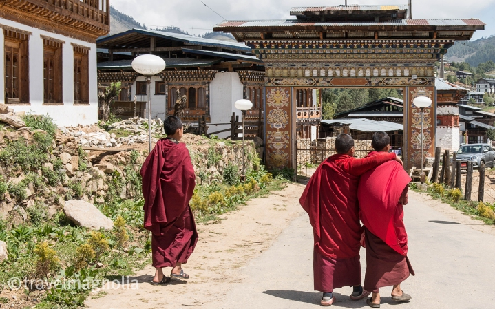 Phobjika_Three Young Monks-2