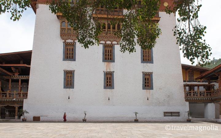 Punakha_Utse Dzong